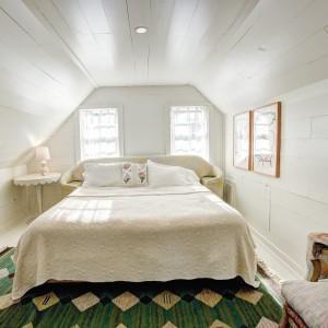 Loft Bed No Drapes